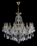 Whole chandelier incl. the celing rose