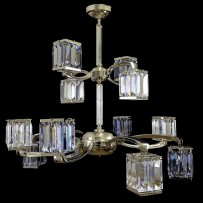 Off avantgarde chandelier