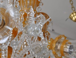 Glass horses - detail 1