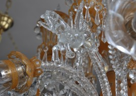 Glass horses - detail 2