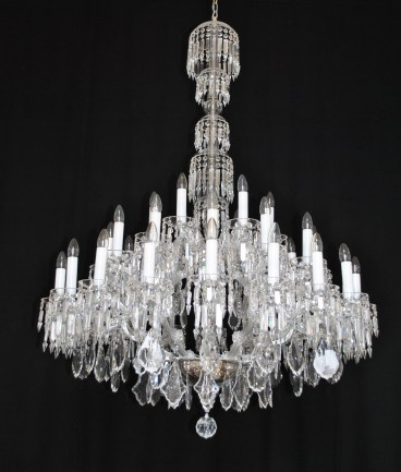 The Modern Maria Theresa crystal chandelier 36 bulbs